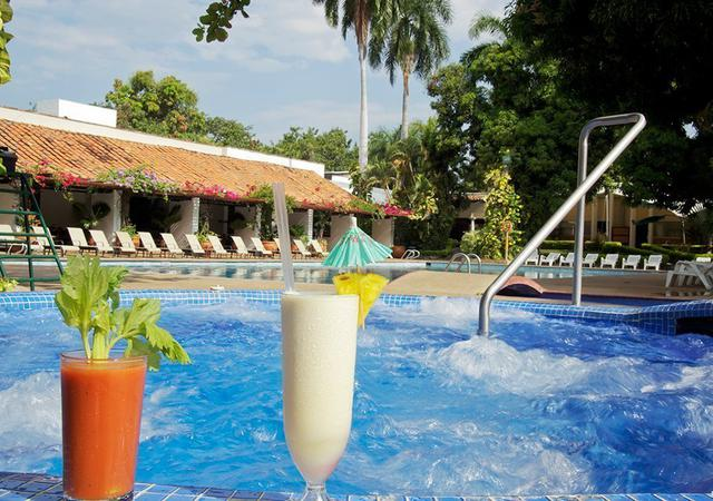 Pools, Spa & Sports GHL Relax Hotel Club El Puente