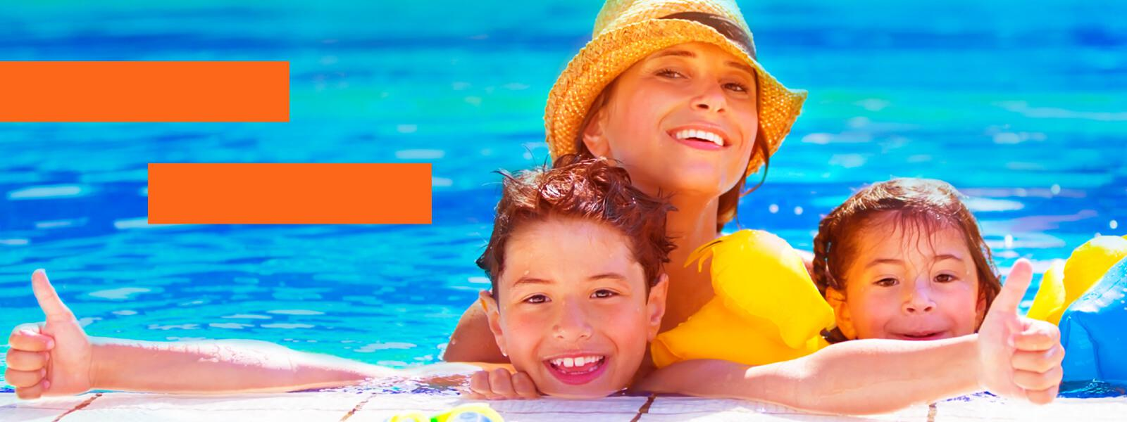In FAMILY you enjoy more! - GHL Relax Hotel Club El Puente - Girardot