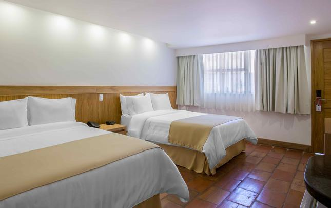 TRADITIONAL STANDARD DOUBLE DD ROOM  GHL Relax Hotel Club El Puente