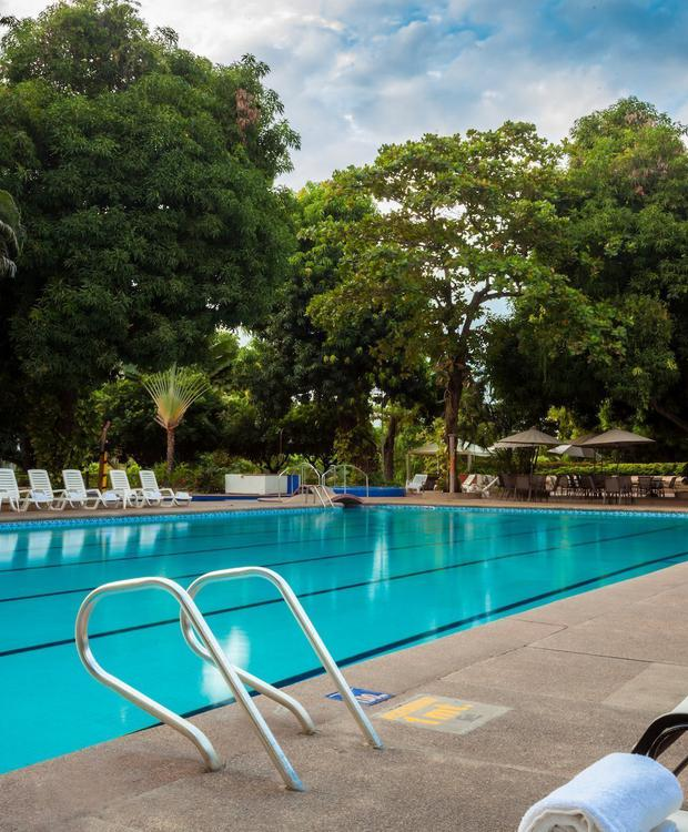 Swimming Pool GHL Relax Hotel Club El Puente Girardot