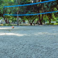 VOLLEYBALL COURT GHL Relax Hotel Club El Puente