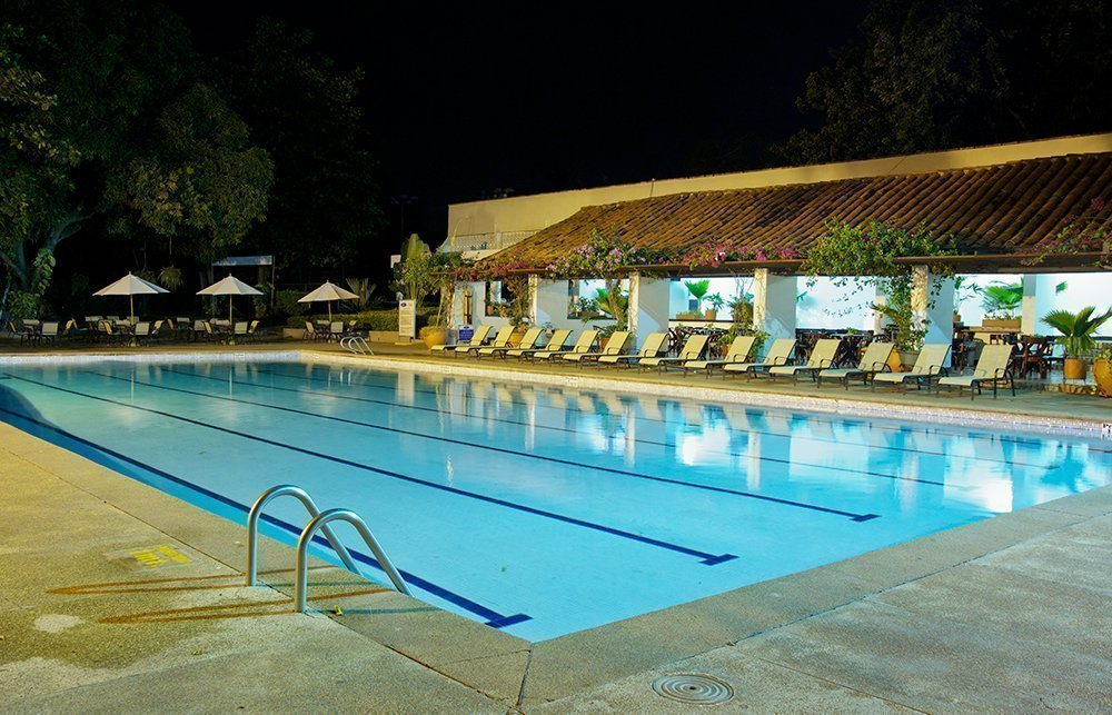 Swimming Pool GHL Relax Hotel Club El Puente